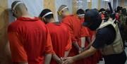 فرماندههای داعشی در عراق اعدام شدند