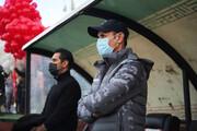 گلمحمدی:بازی را بردیم و نمیتوانم بگویم از داوری راضی نبودیم