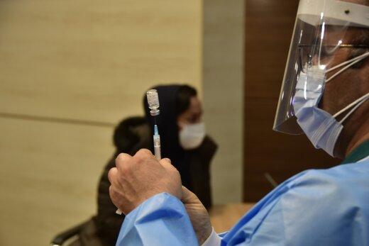 واکسیناسیون کرونا در ارومیه