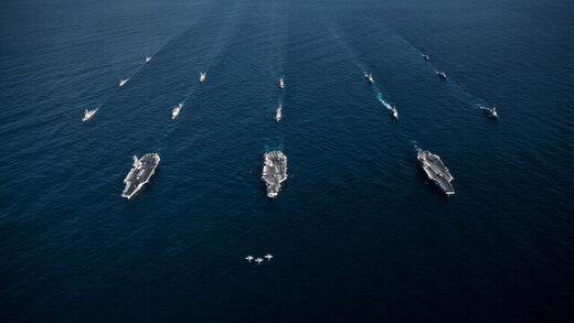 اعزام نظامیان ژاپن به دریای چین جنوبی