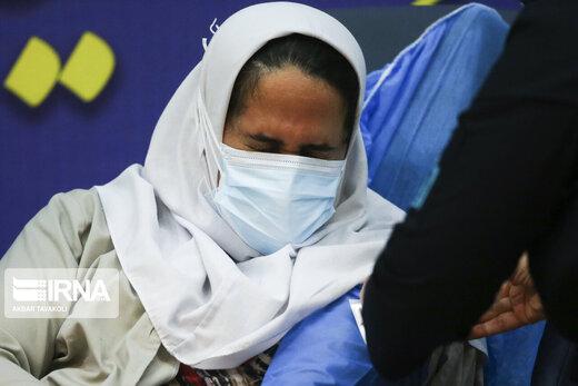 خبرسازی درباره بدحال شدن پرستاران در ساری پس از تزریق واکسن کرونا
