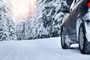 ببینید | رانندگی مرگبار در برف و بوران