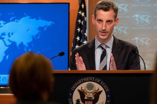 آمریکا:ظریف نکته سری را فاش نکرد/نوار ضبط شده برای ما سند نیست/فشارهای داخلی به ظریف روی تصمیم ما اثر ندارد