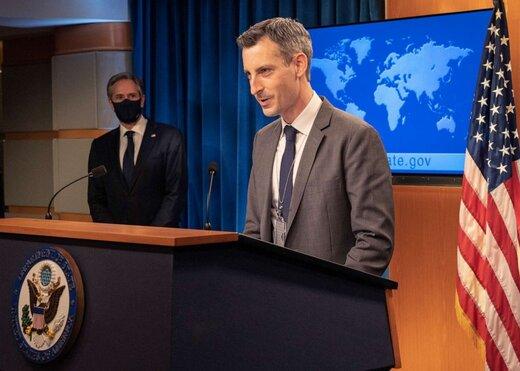 دولت بایدن بار دیگر به ایران سیگنال داد