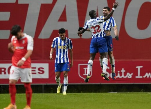 طارمی امید اول پورتو در نیمه نهایی جام حذفی پرتغال