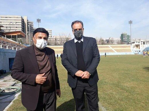 مدیرعامل استقلال از انتخابات فدراسیون فوتبال انصراف داد