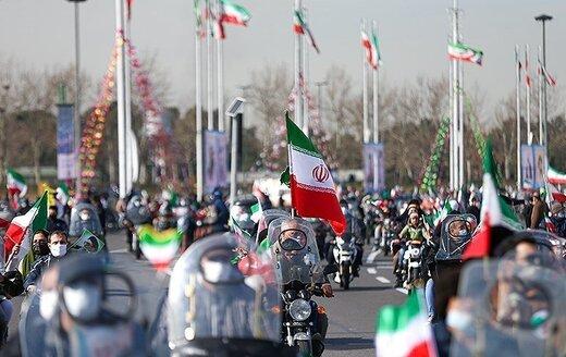 مراجعه ۱۱۶ نفر به اورژانس تهران تا پایان مراسم ٢٢ بهمن