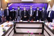 تفاهمنامه ساخت پردیس مدرن سینمایی مراغه امضا شد