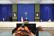 روحانی:از دولت جدید آمریکا حسن نیت ندیدیم/تأمین ارز را فوری انجام دادیم
