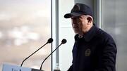 ترکیه از پایان عملیات چنگال عقاب خبر داد