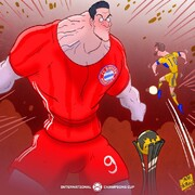 ببینید بایرن مونیخ چطوری قهرمان جهان شد؟!