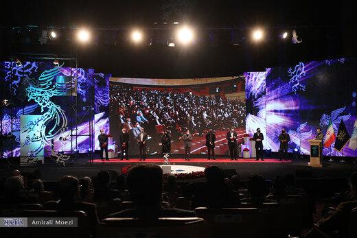 عصبانیت کیهان : جوایز جشنواره به آثار ضدمردمی اهدا شد/ به فیلمهای دفاع مقدس خیلی جایزه دادند!