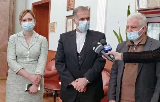 همه ابهامات درباره واکسن روسی در سفر رئیس سازمان غذا و دارو به مسکو رفع شد