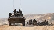 بمباران زمینی و هوایی دشمن توسط سپاه پاسداران + عکس