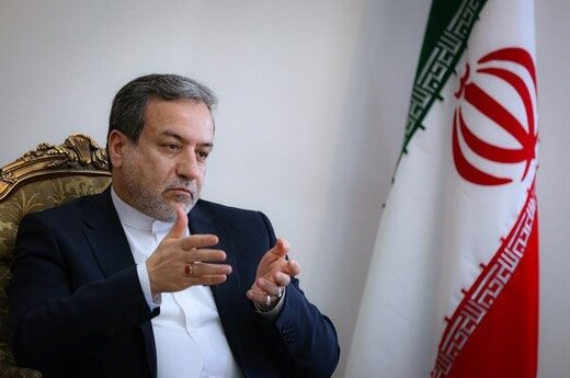 Araghchi : Iran to negotiate on regional security only with regional states