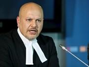 کریم خان انگلیسی،دادستان دادگاه لاهه شد