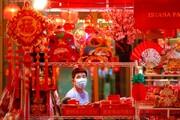 ببینید | سایه کرونا بر دومین سال نوی چینی