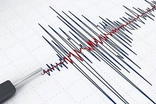 زلزله در بندر خمیر هرمزگان