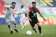 Persepolis edge Paykan in Iran Professional League
