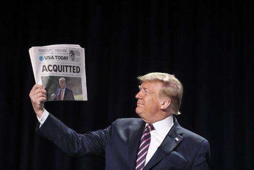 نیمی از جمهوریخواهان به حزب ترامپ پیوستند