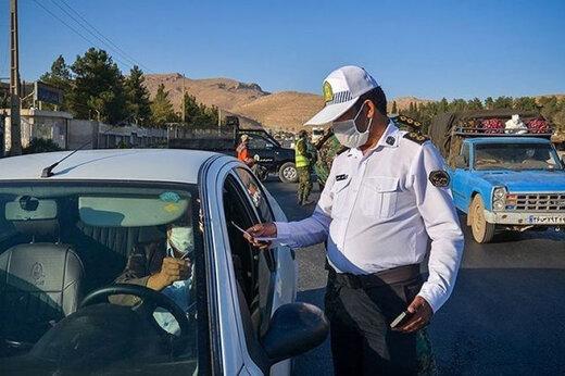 مژدگانی پلیس راهور به رانندگان متخلف