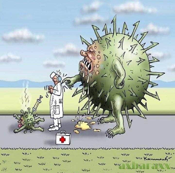 لطفا واکسن این یکی رو هم بسازید!