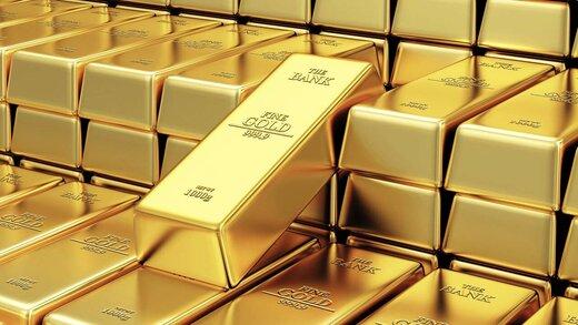 افزایش جزئی نرخ طلا تحتتاثیر افت ارزش دلار