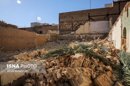 واکنش فرزند احمد محمود به تخریب خانه این نویسنده
