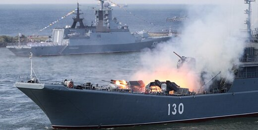 غداً..انطلاق المناورات المشتركة للحزام الأمني البحري الإيراني - الروسي