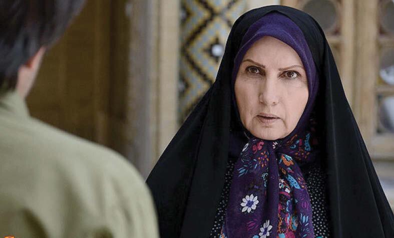 مورد عجیب بنجامین باتن برای زهرا سعیدی! / رکورددار نقش مادران تلویزیونی خاطره می گوید