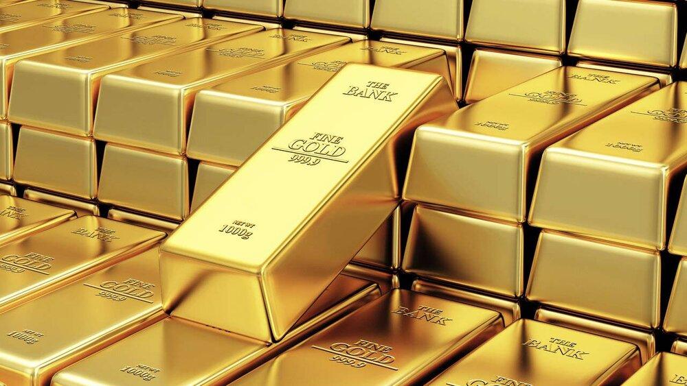 کاهش جزئی نرخ طلای جهانی