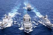 ببینید | آغاز رزمایش کمربند امنیت دریایی ایران و روسیه