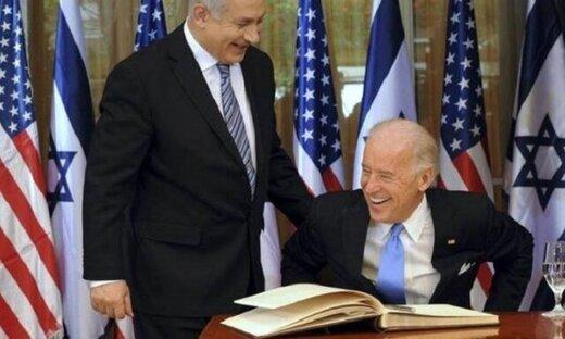نتانیاهو: مشکل بایدن فلسطین است ولی بالاخره تماس میگیرد!