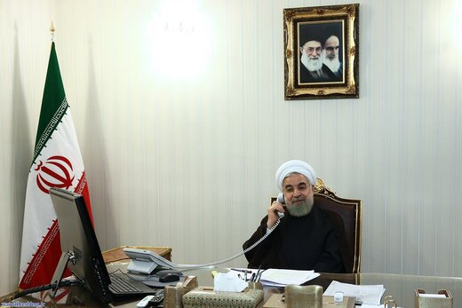 روحانی: بحث مجدد پیرامون برجام غیرممکن است /توپ در زمین آمریکاست