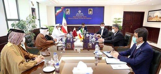 Iran, Qatar keen on cooperation on transport industry