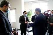برگزاری آیین تحلیف اعضای جدید کانون کارشناسان رسمی دادگستری استان البرز
