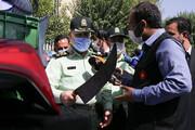 ببینید | دستگیری زورگیران قمه به دست توسط پلیس مازندران