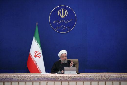الرئيس روحاني: امريكا لابد من الامتثال للقانون