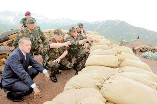 اردوغان اینبار چه خوابی برای شمال عراق دیده است؟/نگرانی از واکنش های آمریکا/هشدار هادی العامری