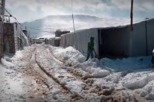 برف و باران در ٢۵ استان را فرا میگیرد