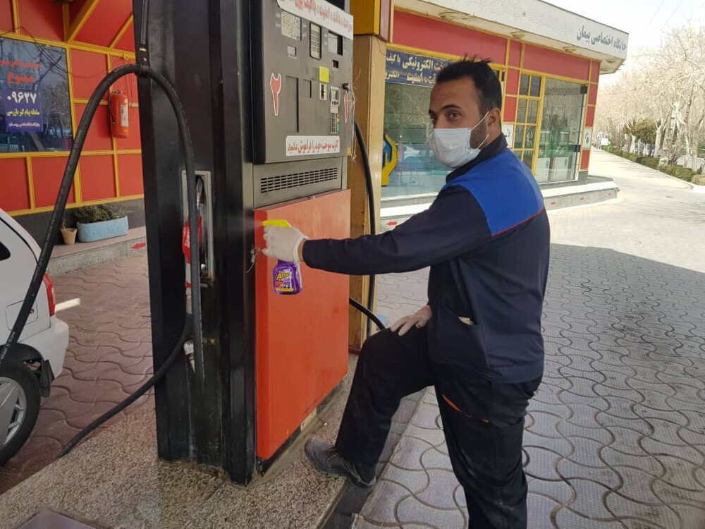 تغییر میزان مصرف بنزین در روزهای اخیر /کاهش ٨ درصدی نسبت به فروردین