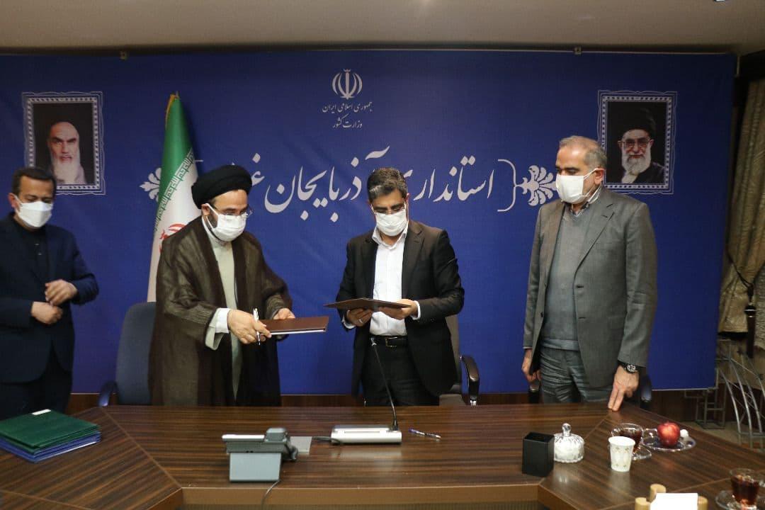 معاون وزیر صمت در آذربایجانغربی، از شهرکهای صنعتی خوی، ارومیه مهاباد و بوکان بازدیدکرد