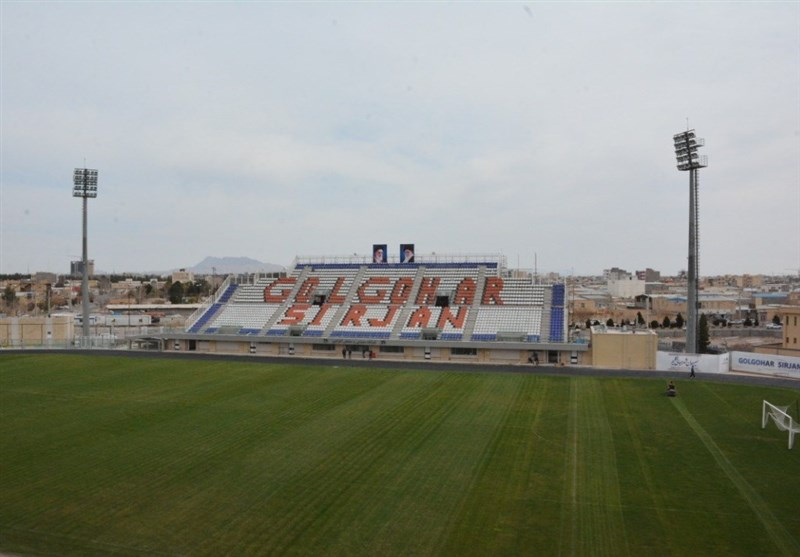 استادیوم سردار سلیمانی؛میزبان گلگهر-پرسپولیس/عکس