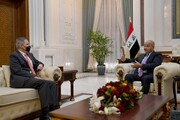 در دیدار برهم صالح با سفیر آمریکا چه گذشت؟
