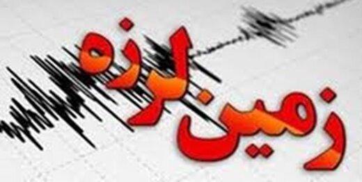 زلزله ۴ ریشتری در خراسان شمالی