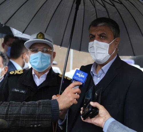 افتتاح ۳۱۰۰کیلومتر آزادراه تا پایان دولت