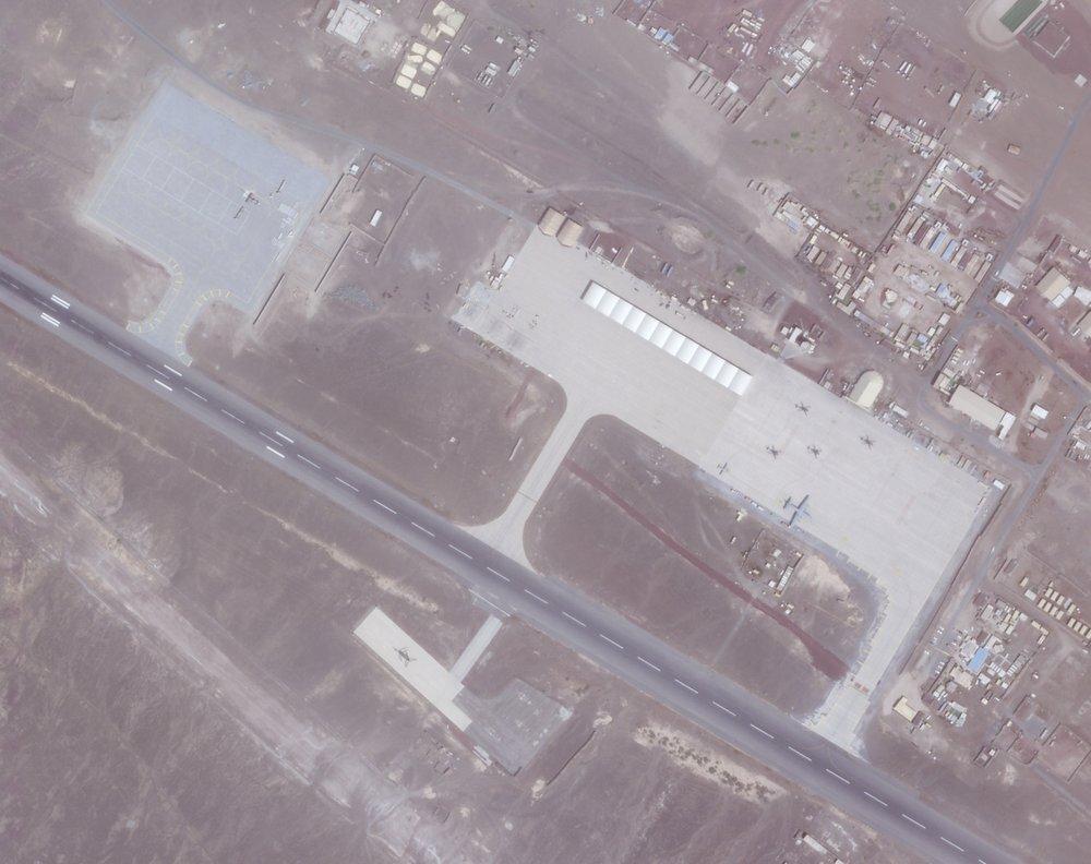 امارات یکی از پایگاههای مهم نظامی را منحل کرد