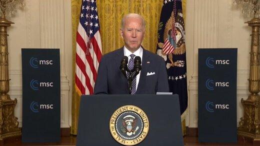 درخواست صریح سناتورهای آمریکایی از بایدن درباره ایران