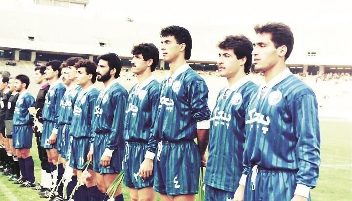 استقلال کهکشانی؛ 24 سال قبل/عکس