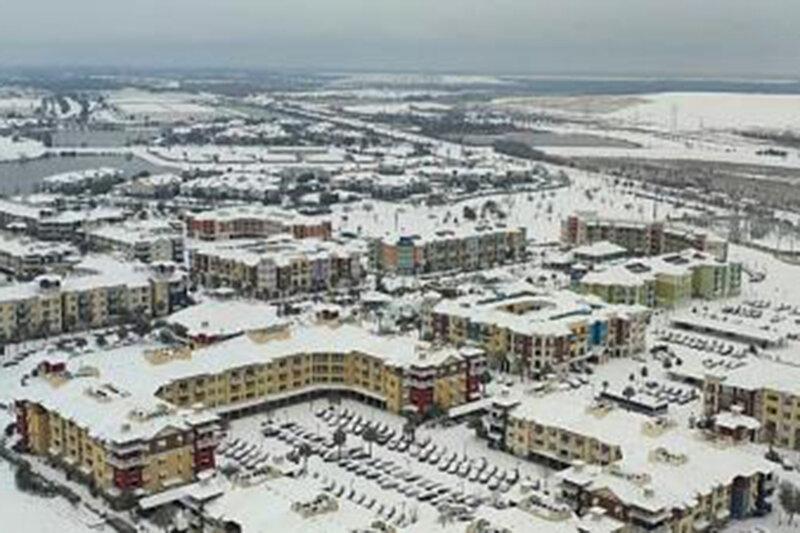 5533172 - ببینید | تصاویر عجیب و هوایی از شهر لوئیس ویل آمریکا